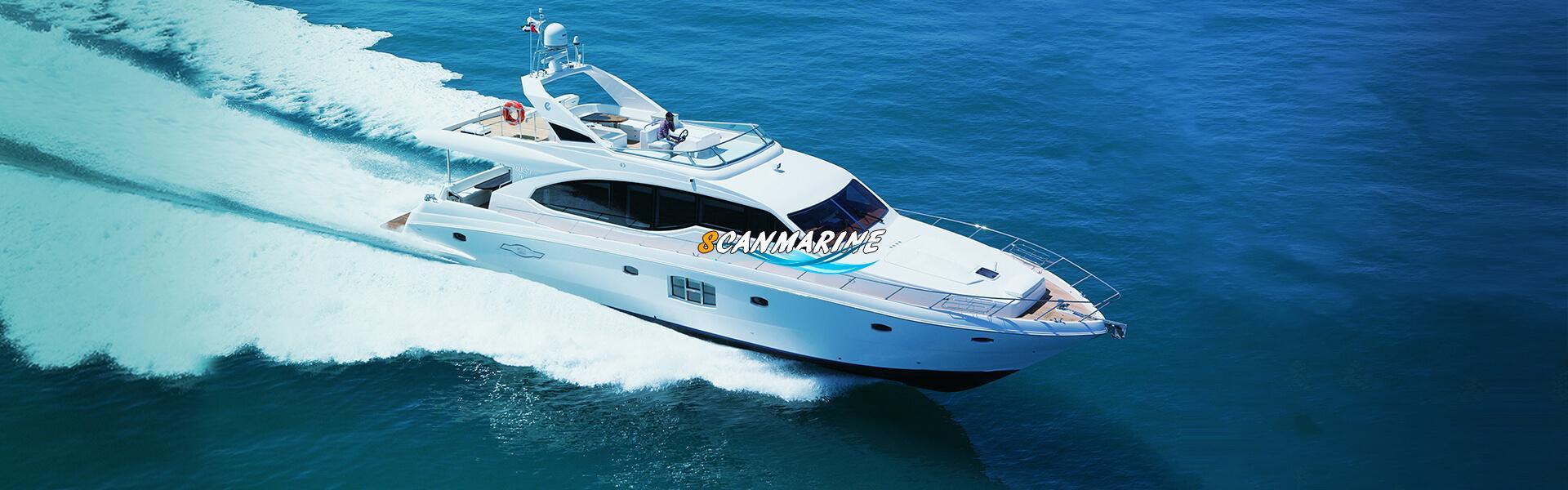 Яхты и катера от CofranceSARL